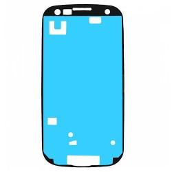 Sticker de vitre AVANT pour Samsung Galaxy S3 photo 2