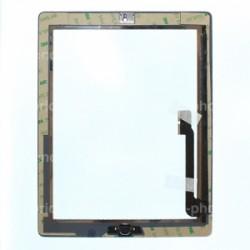 Vitre tactile blanche prémontée pour iPad 3 qualité standard photo 3