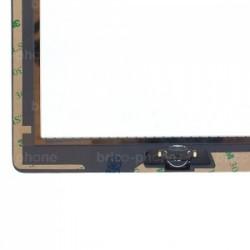 Vitre tactile noire prémontée pour iPad 3 qualité standard photo 4