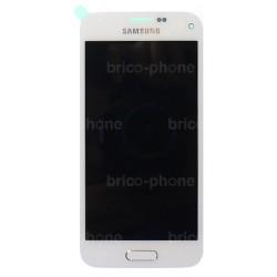Bloc Ecran BLANC pour Samsung Galaxy S5 Mini / S5 Mini Duos photo 2