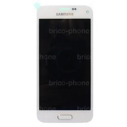 Bloc Ecran BLANC pour Samsung Galaxy S5 Mini / S5 Mini Duos photo 2
