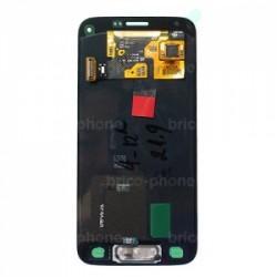 Bloc Ecran BLANC pour Samsung Galaxy S5 Mini / S5 Mini Duos photo 3