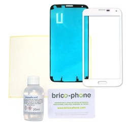 Kit complet pour changer la vitre de votre Samsung Galaxy S5 photo 2