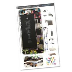 Patron magnétique d'aide au montage pas à pas pour iPhone 6 Plus photo 2