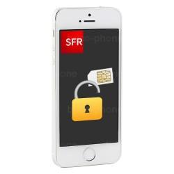 Desimlockage iPhone avec opérateur SFR photo 2