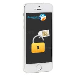 Desimlockage iPhone avec opérateur Bouygues photo 2
