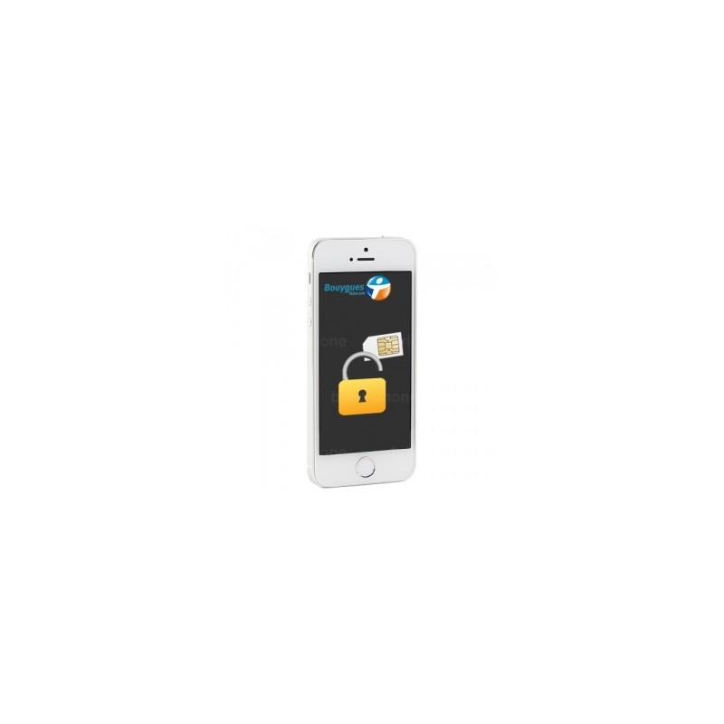 Desimlockage iPhone avec opérateur Bouygues photo 1
