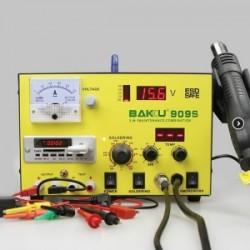 Station 3 en 1 : air chaud, à souder et ampèremètre photo 4