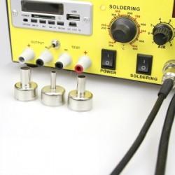 Station 3 en 1 : air chaud, à souder et ampèremètre photo 5