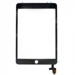 Vitre tactile NOIRE pour iPad Mini 3 photo 2