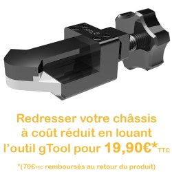 Location outil gTool G1204 pour redresser les bords d'iPhone 5 et 5S photo 2