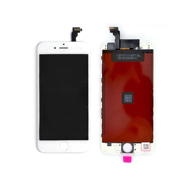 Ecran BLANC iPhone 6 RAPPORT QUALITE / PRIX photo 2