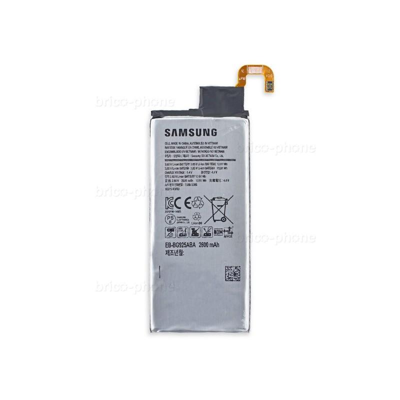 Batterie pour Samsung Galaxy S6 Edge photo 2