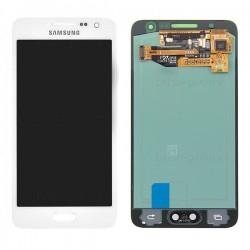 Bloc écran Blanc Amoled avec vitre prémontée pour Samsung Galaxy A3 photo 2