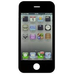 Ecran NOIR iPhone 4 compatible Premier prix photo 2