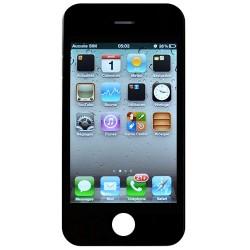 Ecran NOIR iPhone 4S PREMIUM photo 2