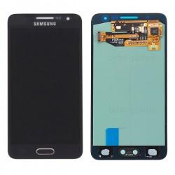 Bloc écran Noir Amoled avec vitre prémontée pour Samsung Galaxy A3 photo 2