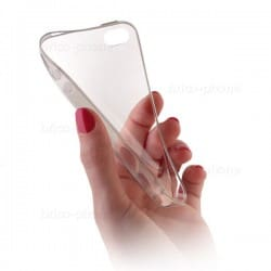 Coque transparente en silicone pour iPhone 6 photo 2