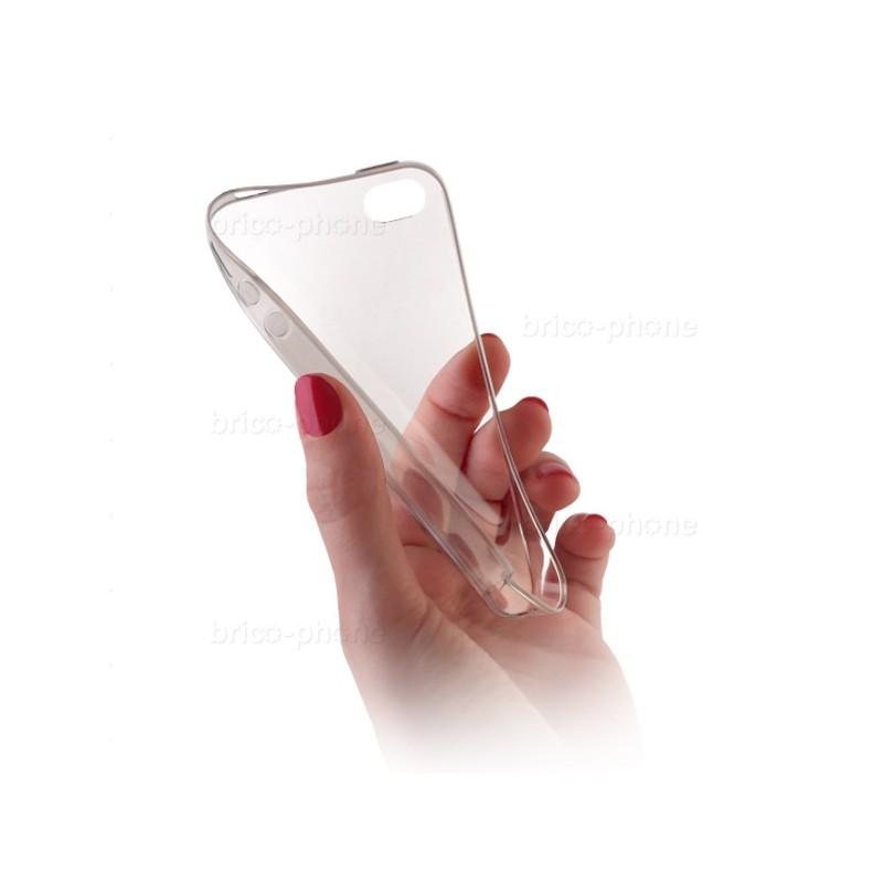 Coque transparente en silicone pour iPhone 6 photo 2