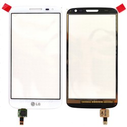 Vitre Tactile BLANCHE pour LG G2 Mini photo 2