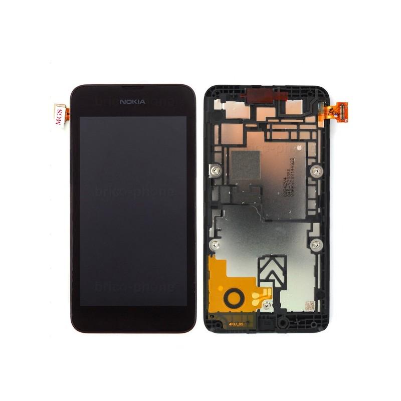 Ecran Noir pour NOKIA Lumia 530 / 530 Dual sim photo 2