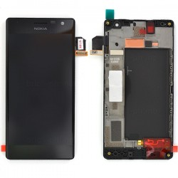 Ecran Noir pour NOKIA Lumia 730 et Lumia 735 photo 2