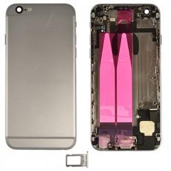 Coque arrière Gris Sidéral pour iPhone 6 complète photo 2