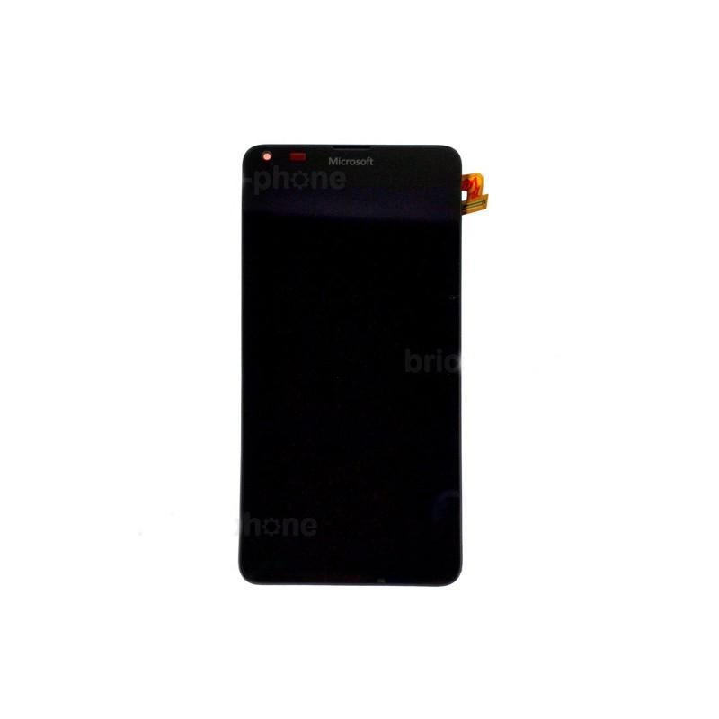 Microsoft lumia 640 et 640 dual sim cran noir bloc vitre for Photo ecran lumia 640