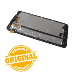 Microsoft lumia 640 xl cran noir bloc vitre et lcd for Photo ecran lumia 640