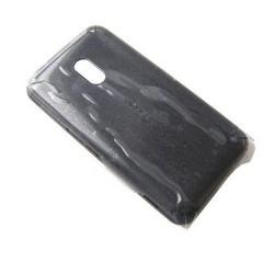 Coque arrière NOIRE pour Nokia Lumia 620 photo 2