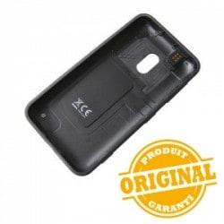 Coque arrière NOIRE pour Nokia Lumia 620 photo 3