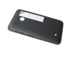 Coque arrière NOIRE pour Microsoft Nokia Lumia 530/ 530 Dual SIM photo 2