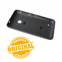 Coque arrière NOIRE pour Microsoft Nokia Lumia 530/ 530 Dual SIM photo 3
