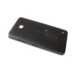 Coque arrière NOIRE pour Nokia Lumia 630 et 630 Dual SIM photo 2
