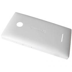 Coque Arrière BLANCHE pour Microsoft Lumia 435 / 435 Dual Sim photo 2