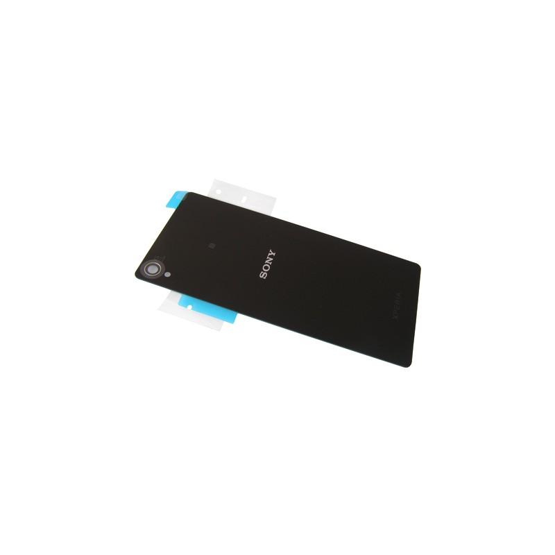 Vitre arrière noire pour Sony Xperia Z3 photo 2