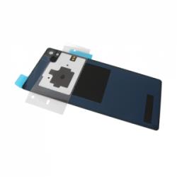 Vitre arrière noire pour Sony Xperia Z3 photo 3