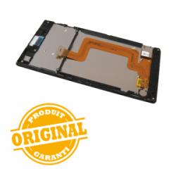 Bloc écran noir complet pour Sony Xperia T3 photo 3