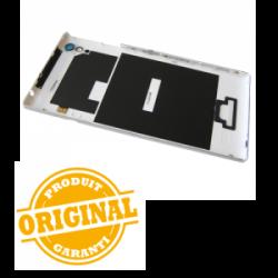 Coque Arrière BLANCHE pour Sony Xperia T3 / T3 LTE photo 3