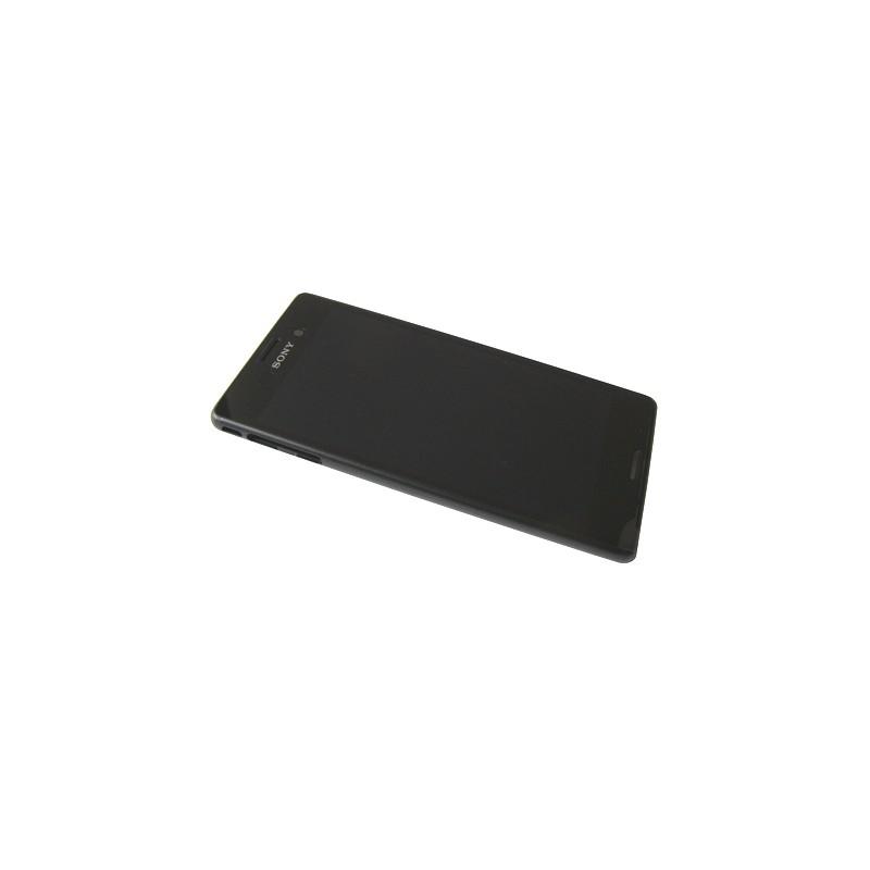 Bloc écran noir pour Sony Xperia M4 AQUA photo 2