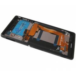 Bloc écran noir pour Sony Xperia M4 AQUA photo 3