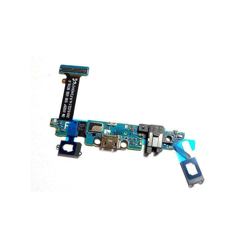 Connecteur de charge pour Samsung Galaxy S6 photo 2