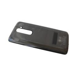 Coque arrière NOIRE pour LG Optimus G2 photo 2