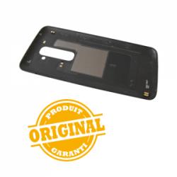 Coque arrière NOIRE pour LG Optimus G2 photo 3