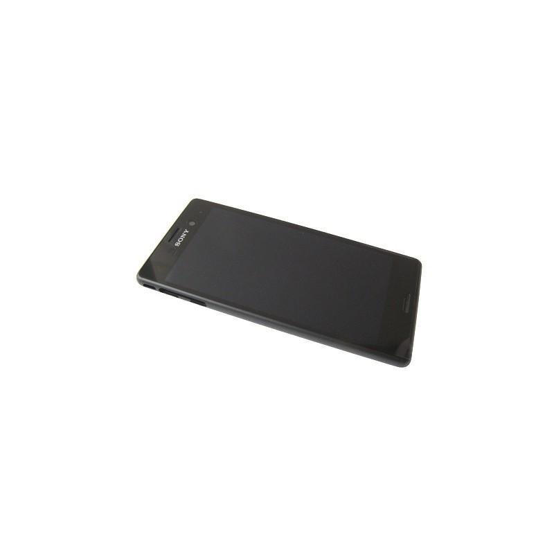 Bloc écran noir pour Sony Xperia M4 AQUA DUAL photo 2