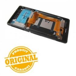 Bloc écran noir pour Sony Xperia M4 AQUA DUAL photo 3