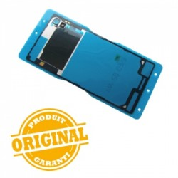 Vitre arrière noire pour Sony Xperia M4 AQUA / AQUA DUAL photo 3