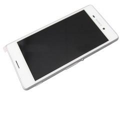 Bloc écran Blanc pour Sony Xperia M4 AQUA DUAL photo 2