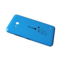 Coque arrière BLEUE pour Microsoft Lumia 640 et 640 Dual SIM photo 2