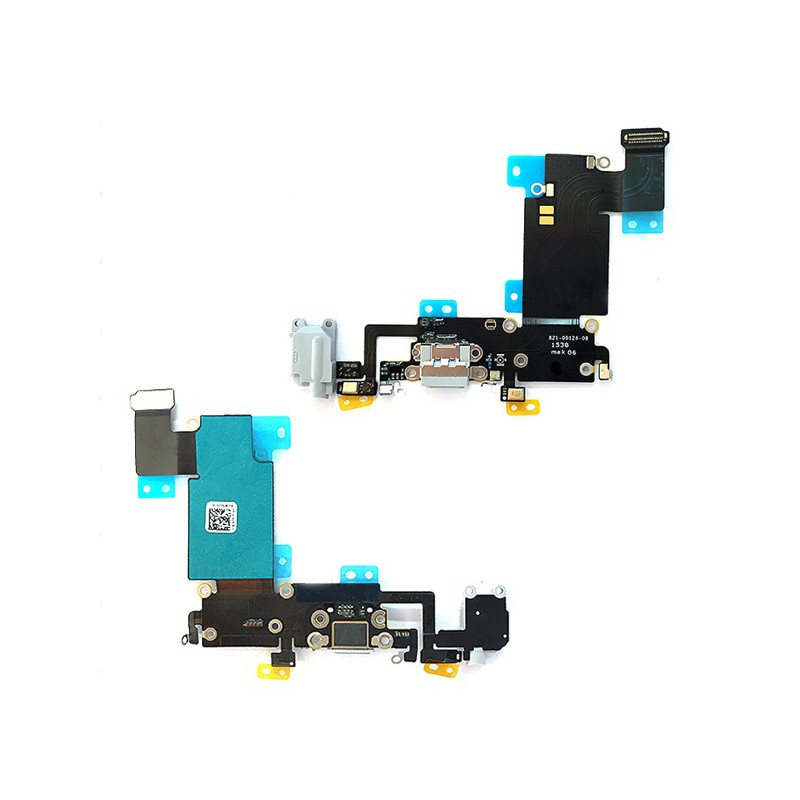 Nappe connecteur de charge, Jack et micros pour iPhone 6S PLUS photo 2